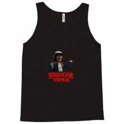 dustin stranger things Tank Top | Artistshot