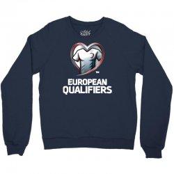european qualifiers 2016 Crewneck Sweatshirt   Artistshot