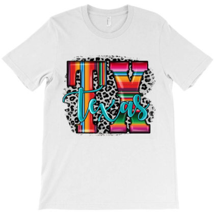 Tx Texas T-shirt Designed By Jahusdesignshop