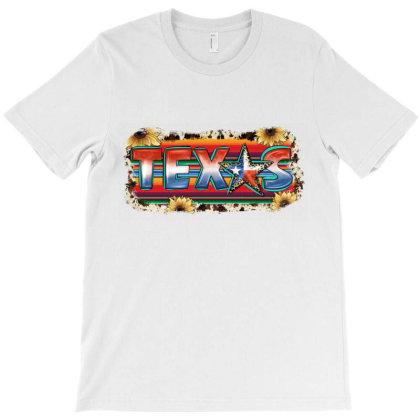 Texas T-shirt Designed By Jahusdesignshop