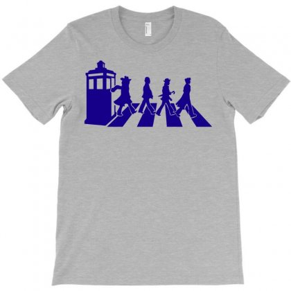 Doctor Who T-shirt Designed By Gringo