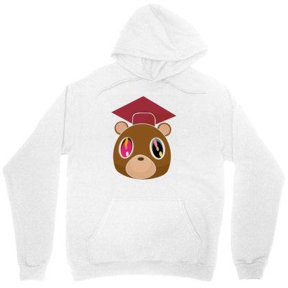Graduation Bear Kanye West Unisex Hoodie Designed By Wowotees
