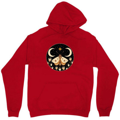 The Butterfly Unisex Hoodie Designed By Karlie Klose