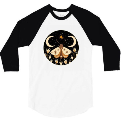 The Butterfly 3/4 Sleeve Shirt Designed By Karlie Klose