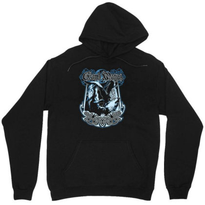 Grand Magus Unisex Hoodie Designed By Wowotees