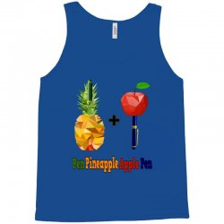ppap - Pen pineapple apple pen Tank Top | Artistshot