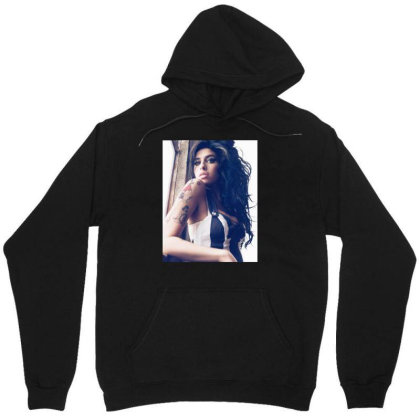 Amy Winehouse Unisex Hoodie Designed By Rs Shop