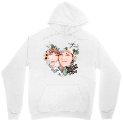 Andrea Aka Mama Swift Mother's Day Edit Unisex Hoodie Designed By Jenwithallofthecolors