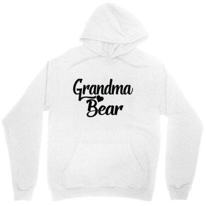 Grandma Bear Unisex Hoodie Designed By Wowotees