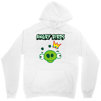 Angry Birds Unisex Hoodie Designed By Rs Shop