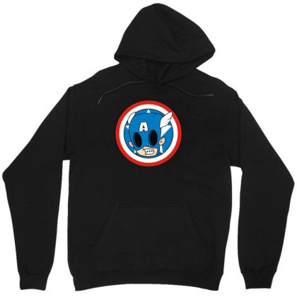Angry Captain Unisex Hoodie Designed By Rs Shop