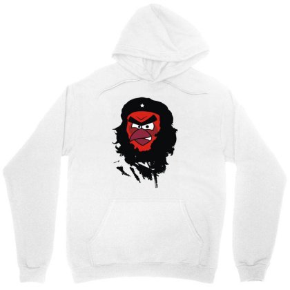 Angry Che Unisex Hoodie Designed By Rs Shop