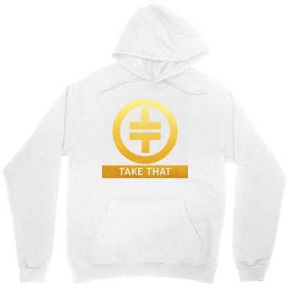 Take That Symbol Unisex Hoodie Designed By Willo