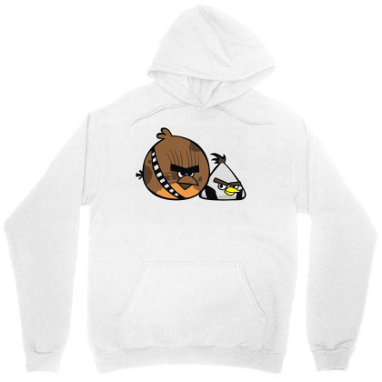 Angry Chewie Han Unisex Hoodie Designed By Rs Shop