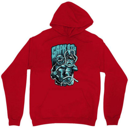 Grapikarxz Unisex Hoodie Designed By Wowotees