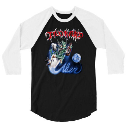 Ankard Alien 3/4 Sleeve Shirt Designed By Rs Shop