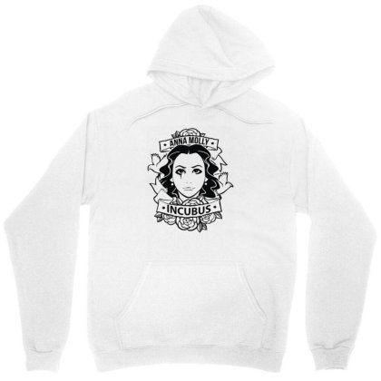 Anna Molly Incubus Unisex Hoodie Designed By Rs Shop