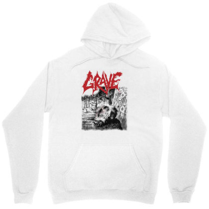 Grave Necropsy The Complete Demo'86 91 Unisex Hoodie Designed By Wowotees