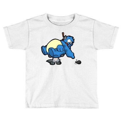 Arachnophobia Toddler T-shirt Designed By Rs Shop