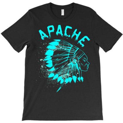 Apache T-shirt Designed By Anugerah