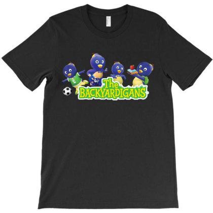 Pablo Backyardigans T-shirt Designed By Aa-kudus