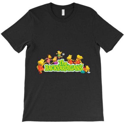 Tasha The Backyardigans Characters T-shirt Designed By Aa-kudus