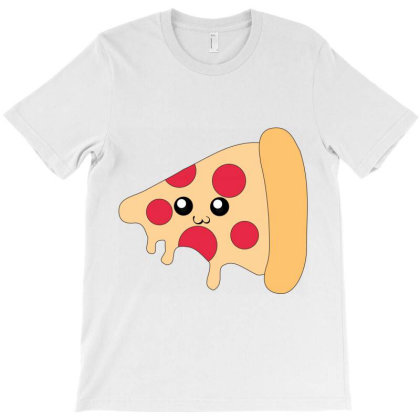 Cute Smile T-shirt Designed By Aa-kudus