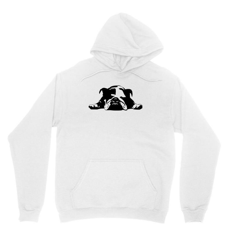 Bulldog Stencil Womens T Shirt Unisex Hoodie   Artistshot