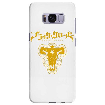 Asta Black Bulls Samsung Galaxy S8 Plus Case Designed By Oktaviany