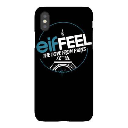 Eiffeel The Love From Paris Iphonex Case Designed By Garrys4b4