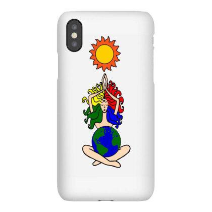 Elemental Sun Goddess Iphonex Case Designed By Garrys4b4