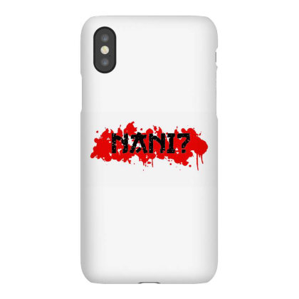 What Funny Anime Japanese Iphonex Case Designed By William Art
