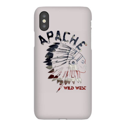 Apache Tribes Iphonex Case Designed By Anugerah