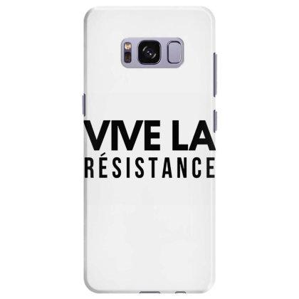 Vive La Resistance Tv Show Samsung Galaxy S8 Plus Case Designed By Oktaviany