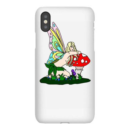 Fairy Tale Funny Iphonex Case Designed By Garrys4b4
