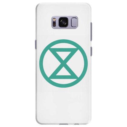 Extinction Rebellion Samsung Galaxy S8 Plus Case Designed By Oktaviany