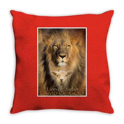 Religious Throw Pillow Designed By Dena Putriazzahra