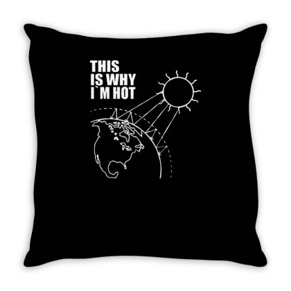 Pollution Ozone Earth Science Energy Conservation Throw Pillow Designed By Garrys4b4