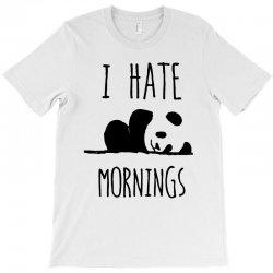 i hate morning T-Shirt | Artistshot