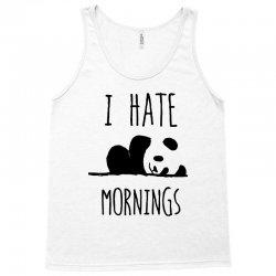 i hate morning Tank Top | Artistshot