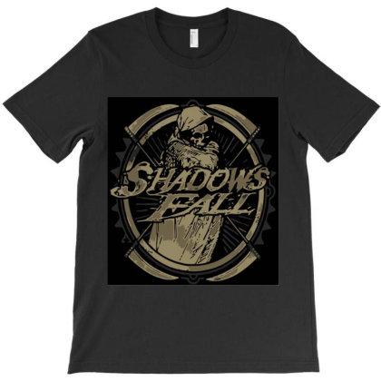 Shadows Fall T-shirt Designed By Sptwro