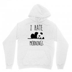 i hate morning Unisex Hoodie | Artistshot