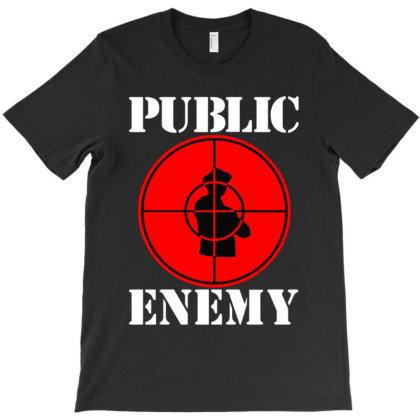 Public Enemy T-shirt Designed By Sptwro