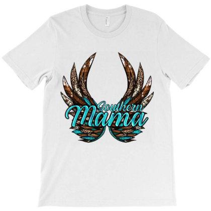 Southern Mama T-shirt Designed By Jahusdesignshop