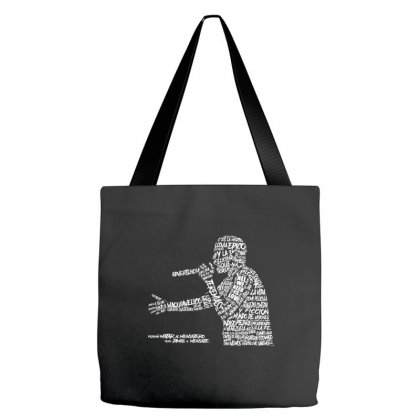 Canserbero Tote Bags Designed By Mdk Art