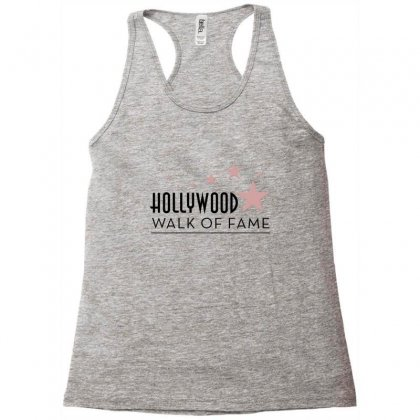 Hollywood Racerback Tank Designed By Manisah
