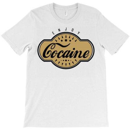 Cocaine T-shirt Designed By Rs Shop
