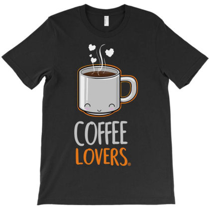 Coffee Lovers T-shirt Designed By Rs Shop