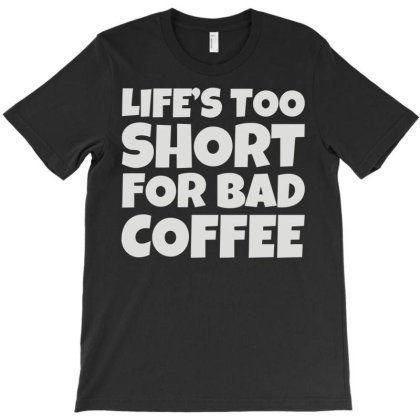 Coffee T-shirt Designed By Rs Shop