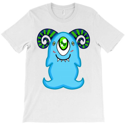 Commission  Monster T-shirt Designed By Rs Shop